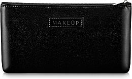"Fragrances, Perfumes, Cosmetics Makeup Bag ""Black Galaxy"", black flat - Makeup"