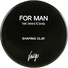 Fragrances, Perfumes, Cosmetics Hair Shaping Clay - Vitality's For Man Shaping Clay