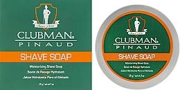 Fragrances, Perfumes, Cosmetics Natural Shave Soap - Clubman Pinaud Shave Soap