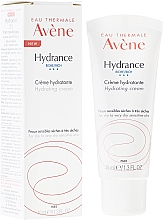 Fragrances, Perfumes, Cosmetics Hydrating Moisturizing Cream - Avene Hydrance Rich Hydrating Cream