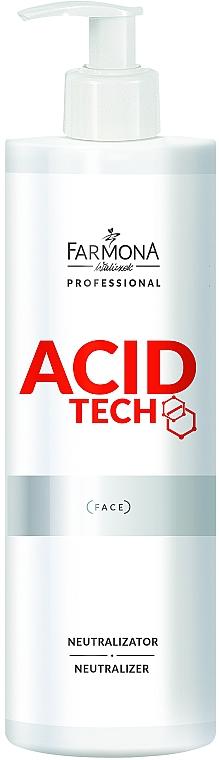 Facial Neutralizer - Farmona Professional Acid Tech Face Neutralizer