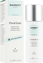 Fragrances, Perfumes, Cosmetics Cleansing Lotion for Oily Skin - Marbert Pura Clean Regulating Lotion