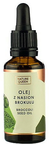 Broccoli Seed Oil - Nature Queen Broccoli Seed Oil