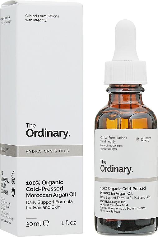 Organic Cold-Pressed Moroccan Argan Oil - The Ordinary 100% Organic Cold-Pressed Moroccan Argan Oil