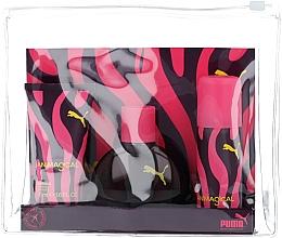 Fragrances, Perfumes, Cosmetics Puma Animagical Woman - Set (edt/40ml + deo/50ml+ sh/gel/50ml)