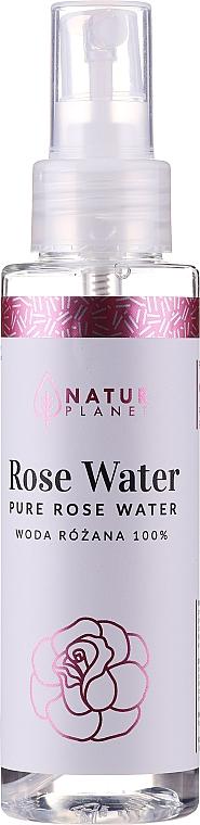 Rose Water - Natur Planet Pure Rose Water