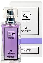 Fragrances, Perfumes, Cosmetics 42° by Beauty More VI Sophistiquee Pour Femme - Eau de Parfum