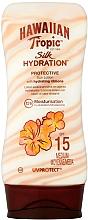 Fragrances, Perfumes, Cosmetics Sun Lotion for Body - Hawaiian Tropic Silk Hydration Sun Lotion SPF 15