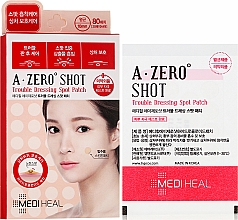Fragrances, Perfumes, Cosmetics Face Patches - Mediheal A-Zero Shot Trouble Dressing Spot Patch
