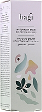 Natural Face Cream for Combination Skin - Hagi Natural Cream — photo N1