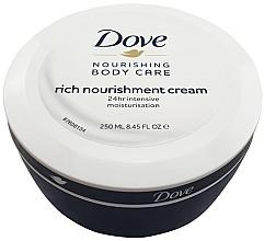 Fragrances, Perfumes, Cosmetics Hand and Body Cream - Dove Intensive Cream Nourishing Care