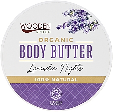 "Fragrances, Perfumes, Cosmetics Body Butter ""Lavender Night"" - Wooden Spoon Lavander Nights Body Butter"