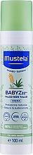 Fragrances, Perfumes, Cosmetics Anti-Mosquito Cream  - Mustela BABYZzz Talco Non Talco Cream