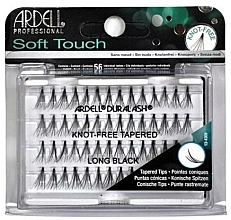 Fragrances, Perfumes, Cosmetics Individual Lashes Kit - Ardell Soft Touch Long Black