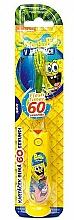 Fragrances, Perfumes, Cosmetics Kids Toothbrush with Timer - VitalCare Sponge Bob Toothbrush