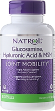 "Fragrances, Perfumes, Cosmetics ""Glucosamine Hyaluronic Acid & MSM"" Complex, 90 capsules - Natrol Glucosamine Hyaluronic Acid & MSM"