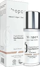 Fragrances, Perfumes, Cosmetics Moisturizing Face Cream - Yappco Hypoallergenic Moisturizer Face Cream