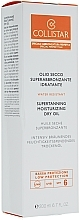 Fragrances, Perfumes, Cosmetics Intensive Tanning Dry Oil - Collistar Supertanning Moisturizing Dry Oil SPF6 200ml