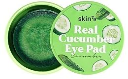 "Fragrances, Perfumes, Cosmetics Eye & Face Pads ""Cucumber"" - Skin79 Real Cucumber Eye Pad"