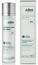 Fragrances, Perfumes, Cosmetics Cream for Vascular & Rosacea Prone Skin - Dottore Rossatore Cream Blur Effect