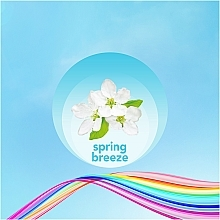 Daily Deo Spring Breeze Liners , 60 pcs - Discreet — photo N10