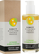 Fragrances, Perfumes, Cosmetics Organic Citrus Massage Oil - Sonnet Citrus Massage Oil