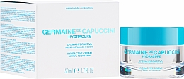 Fragrances, Perfumes, Cosmetics Cream for Normal and Dry Skin - Germaine de Capuccini HydraCure Cream Normal Dry Skin