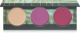 Fragrances, Perfumes, Cosmetics Face Blush Palette - Zoeva Offline Blush Palette