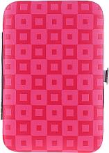 Fragrances, Perfumes, Cosmetics Manicure & Pedicure Set. 6-Piece 79696, pink - Top Choice