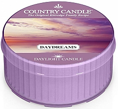 Fragrances, Perfumes, Cosmetics Tea Light Candle - Country Candle Daydreams
