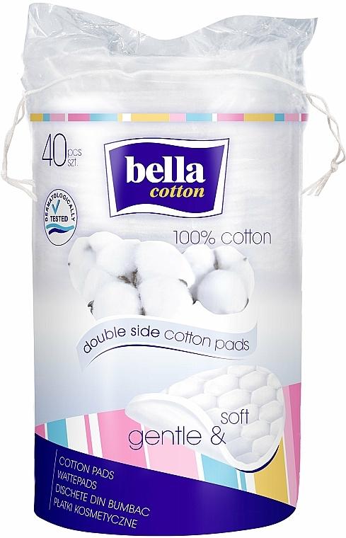 Cotton Pads - Bella Cotton Duo-Wattepads