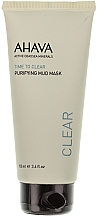 Fragrances, Perfumes, Cosmetics Cleansing Face Mask - Ahava Time To Clear Purifying Mud Mask