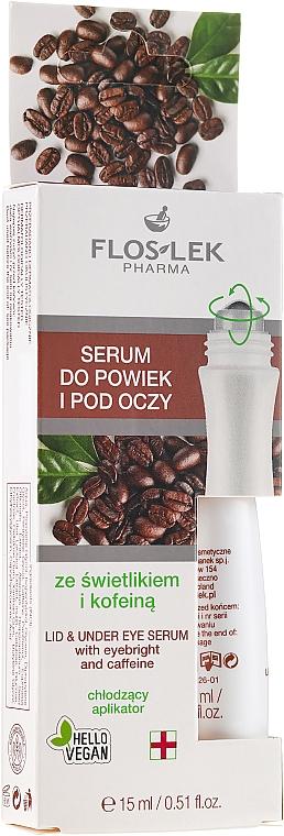 Eyebright & Caffeine Eye Serum - Floslek Eye Care Serum
