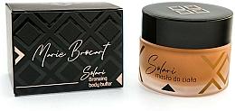 Fragrances, Perfumes, Cosmetics Body Oil - Marie Brocart Solari Bronzing Body Butter