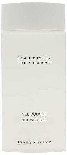 Issey Miyake Leau Dissey pour homme - Shower Gel