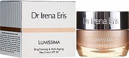 Fragrances, Perfumes, Cosmetics Brightening & Anti-Aging Day Cream - Dr. Irena Eris Lumissima Brightening & Anti-Aging Day Cream SPF 20
