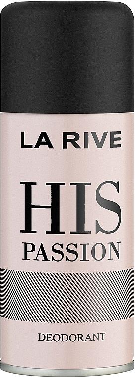 La Rive His Passion - Deodorant