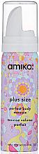 Fragrances, Perfumes, Cosmetics Hair Mousse - Amika Plus Size Perfect Body Mousse