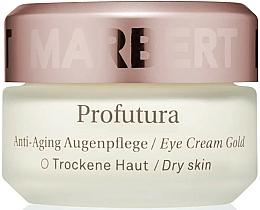 Fragrances, Perfumes, Cosmetics Eye Cream for Dry Skin - Marbert Anti-Aging Care Profutura