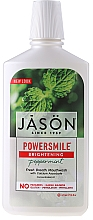 Fragrances, Perfumes, Cosmetics Refreshing Mouthwash with Cinnamon - Jason Natural Cosmetics Power Smile