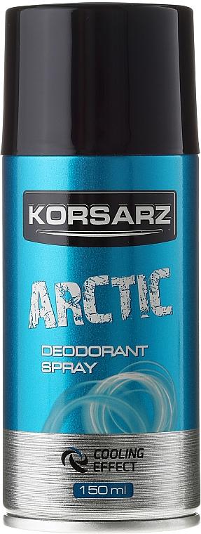 Deodorant - Pharma CF Korsarz Arctic Deodorant