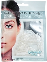 Fragrances, Perfumes, Cosmetics Silver Collagen Mask - Beauty Face Collagen Hydrogel Mask