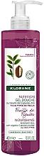 Fragrances, Perfumes, Cosmetics Shower Gel - Klorane Cupuacu Fig Leaf Nourishing Shower Gel