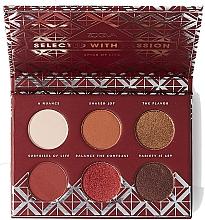 Fragrances, Perfumes, Cosmetics Eyeshadow Palette - Zoeva Spice Of Life Mini Eyeshadow Palette