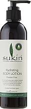 Fragrances, Perfumes, Cosmetics Moisturising Body Lotion - Sukin Hydrating Body Lotion