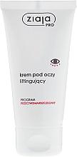 Fragrances, Perfumes, Cosmetics Eye Cream - Ziaja Pro Lifting Eye Cream