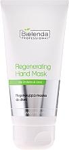 Fragrances, Perfumes, Cosmetics Hand Mask - Bielenda Professional Regenerating Hand Mask