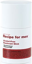 Fragrances, Perfumes, Cosmetics Deodorant - Recipe For Men Alcohol Free Deodorant Stick