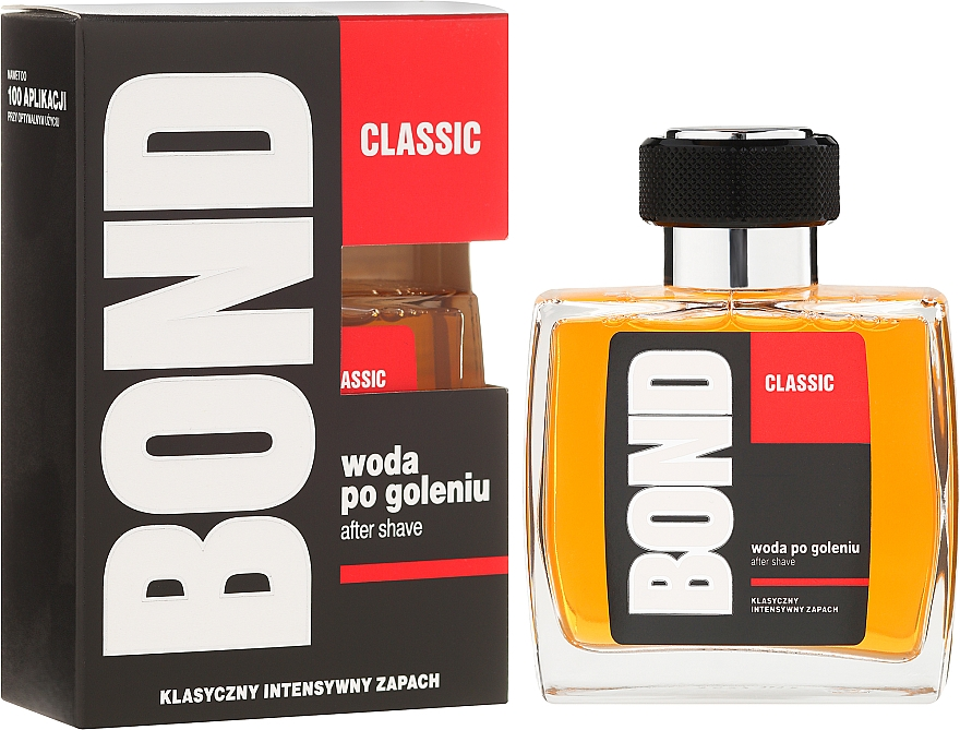 After Shave Lotion - Bond Classic After Shave Lotion
