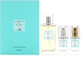 Fragrances, Perfumes, Cosmetics Acqua Dell Elba Altrove - Set (edp/100ml+edp/mini/15ml+edp/mini/15ml)